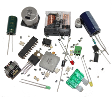 Komponen Elektronika Kursus Teknisi Laptop